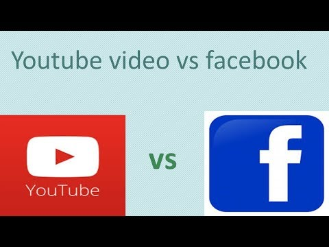 HOW TO CREATE YOUTUBE VIDEO VS FACEBOOK-AZIMUDDIN