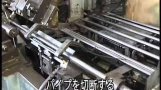 【日本科学技术】自行车的制作流程【Japan Science and Technology 】bike