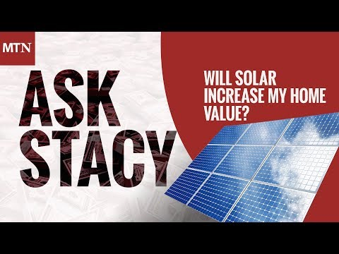 Will Solar Increase My Home Value