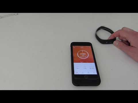 LETSCOM Smart Wristband: Best Fitbit Alternative under $30