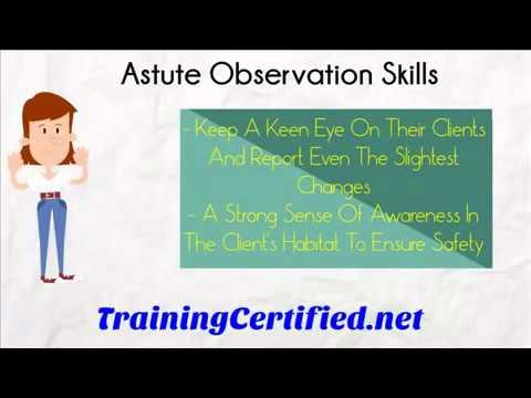 CNA Skills - What Skills Does A CNA Need?