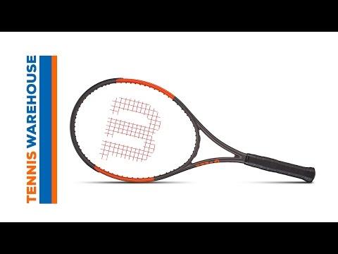 Wilson Burn 100 Countervail Racquet Review