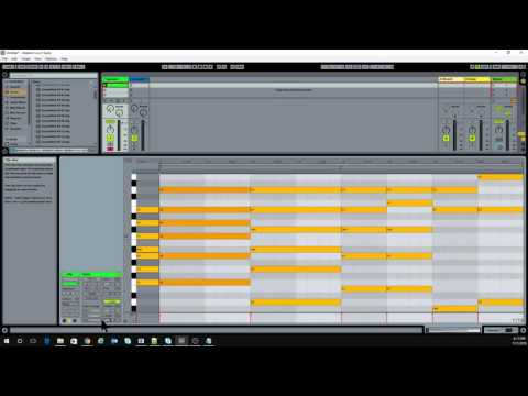 Making Future Beats live with Ableton pt 1