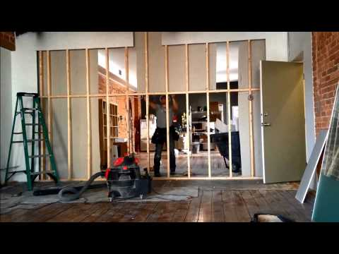 How To Demo A Wall For A Garage Door