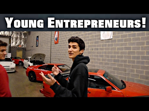 How To Be Successful In Business As A Young Entrepreneur!