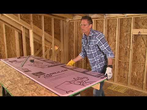 Insulation Installation Guide |  FOAMULAR® XPS Insulation for Basement Walls
