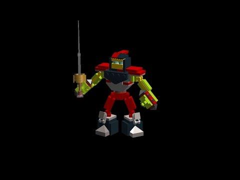 Lego Skylanders #507 Sir Hoodington
