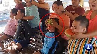 Pakwan Ginawang Pang Hilamos Hayop Ka Teh Funny Videos Compilation