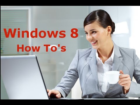 How To Shut Down the Computer in Windows 8