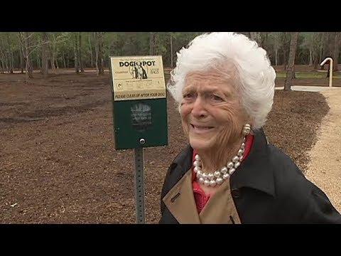 Barbara Bush's legacy of service in #Houston & the world