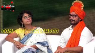 Aamir Khan & Kiran Rao At The Special Episode Shoot Of Pani Foundation