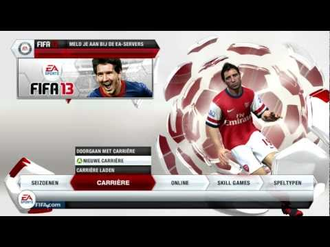 FIFA 13 - Carreer Mode: Part 1 (English commentary