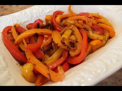 Back to Basics - Peppers & Onions: Classy Cookin' with Chef Stef