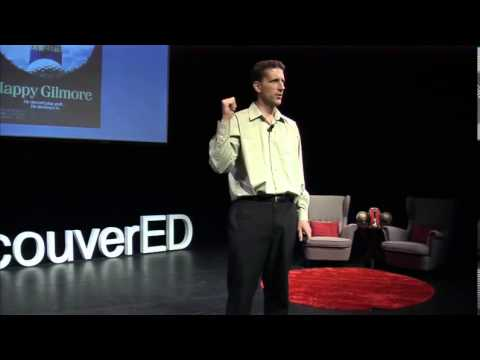 A Parent's Wishes for His Child's Teachers: Chris Kennedy at TEDxWestVancouverED