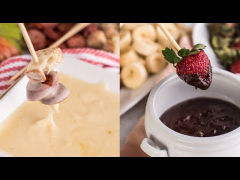 How to Make Fondue: 2 Ways
