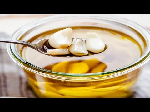 Eat Olive Oil Mixed With Garlic Every Day, THIS Will Happen To Your Body!