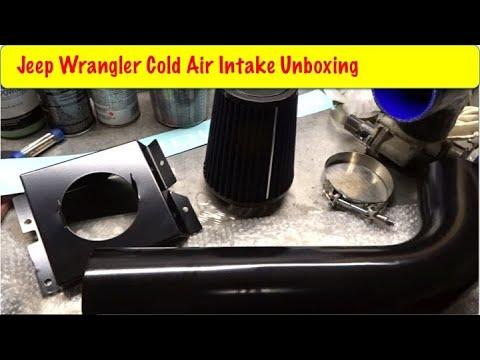 Trailhead OffRoad Cold Air Jeep Intake