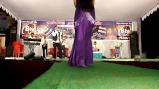 Aaj ki rat hona hai kya by Deepika.at Korba (Chattisgarh)-Rajeev saxena musical group,kanpur