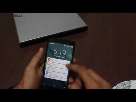Android Lollipop 5.0 on Nexus 5