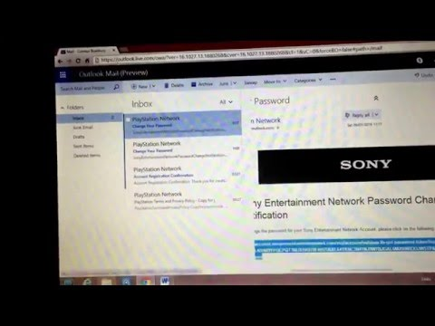 HOW TO CHANGE PSN PASSWORD IF FORGOTTEN DATE OF BIRTH - 2016