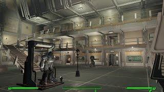 Fallout 4 'Hallucigen Gardens' Vault 88 Settlement Build