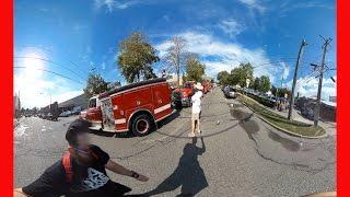 360 The Ferndale Emergency Vehicle Show (Woodward Dream Cruise) 2016
