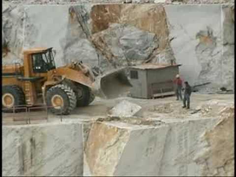 300 Ton Marble Cut