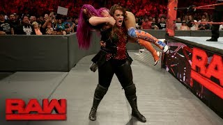 Raw's historic first-ever Women's Gauntlet Match: Raw, June 26, 2017