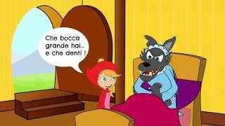 Elisa Pooli - Andava Cappuccetto (FAVOLA) | Tratto dall
