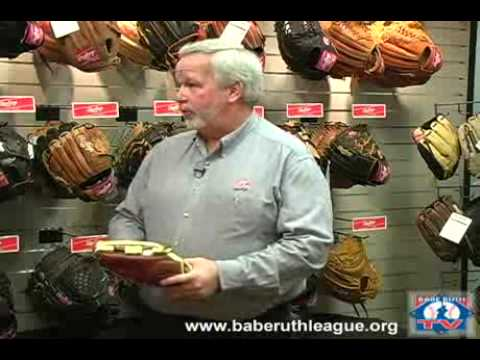 What Not to Do When Breaking-In a Baseball Glove