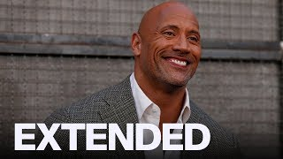Dwayne Johnson On His Bond With 'Rampage' Co-Star | EXTENDED