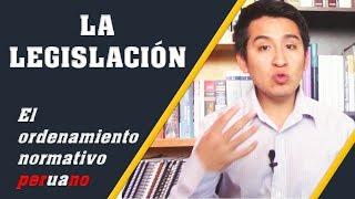 LA LEGISLACIÓN COMO FUENTE DEL DERECHO | Introducción al Derecho (# 4)