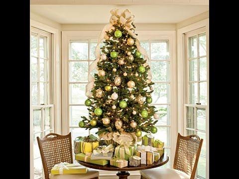 Custom Style Christmas tree decoration ideas for your house  2015-2016