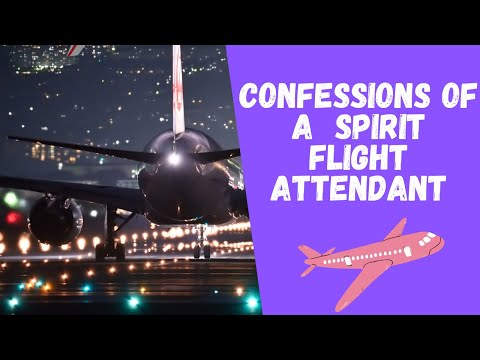 Confessions of a Flight Attendant