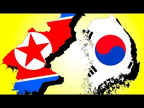 North Korea & South Korea United!   Hearts of Iron 4 [HOI4 Modern Day]