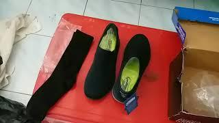 Unboxing sepatu Skechers Go Flex 2.0 f574a0cbd1