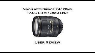 Nikon 24-120 mm F4 Lens Review in Hindi