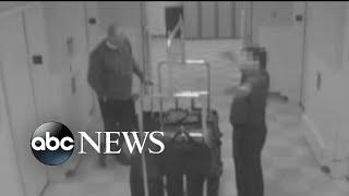 Hotel surveillance video shows Las Vegas gunman days before massacre