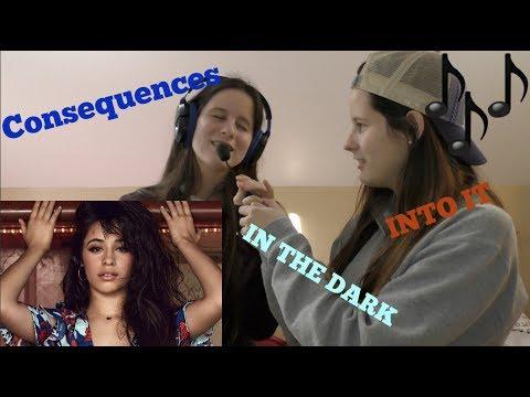 SINGING WITH HEADPHONES  Camila Cabello Edition 