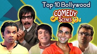 Best Top 10 Bollywood Comedy Scenes | Movie Awara Pagal Deewana - Phir Hera Pheri - Dhol - Welcome