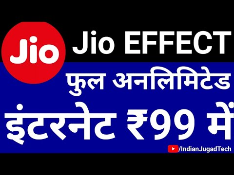 Jio FTTH Effect : Full Unlimited Internet in Rs.99 only | BSNL New Broadband Plans