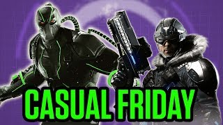 Injustice 2 | TFS RPG | CASUAL FRIDAY