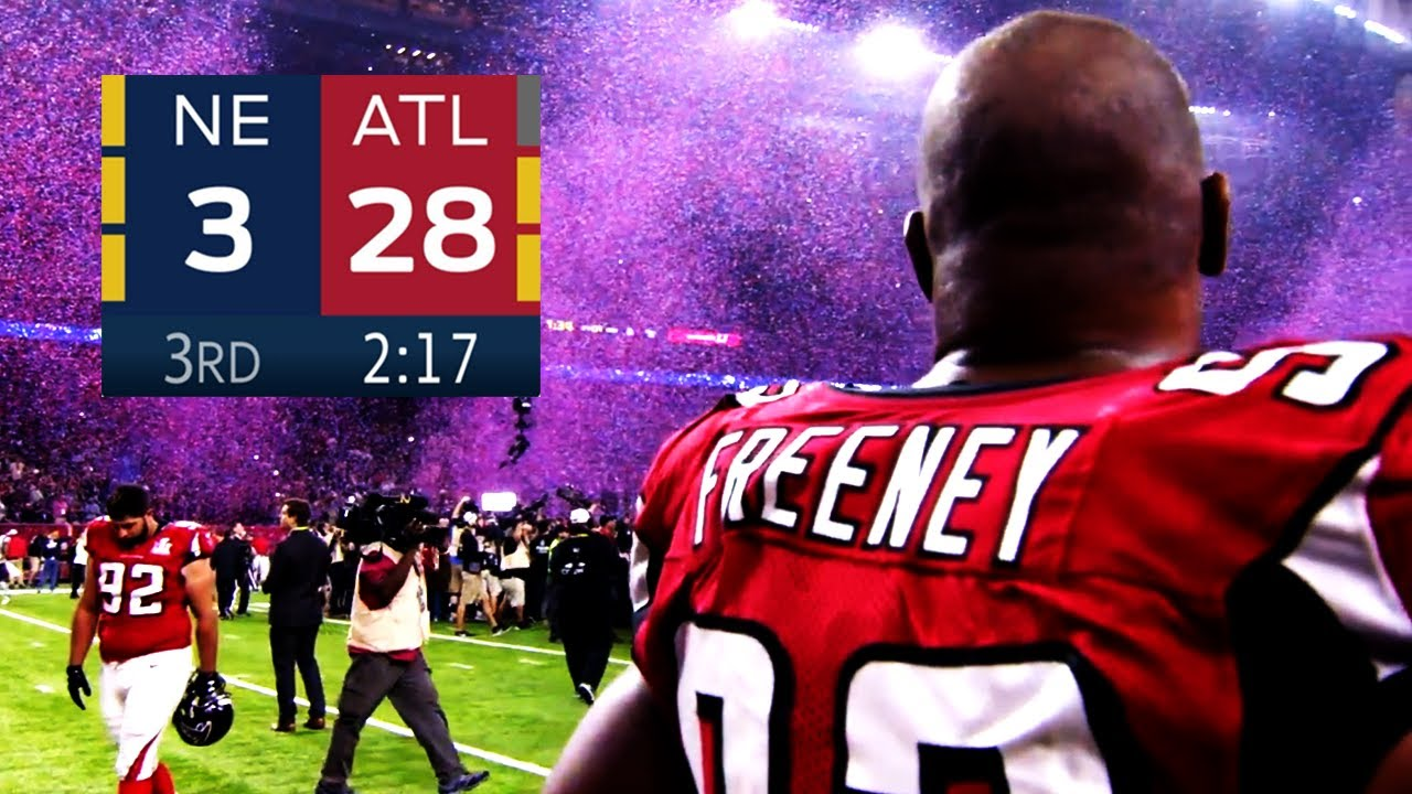 28 - 3: From the Falcons' Perspective