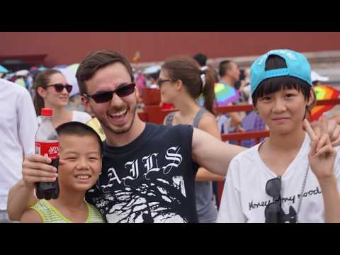 A week in Beijing sightseeing - Great Wall, Forbidden city and more!