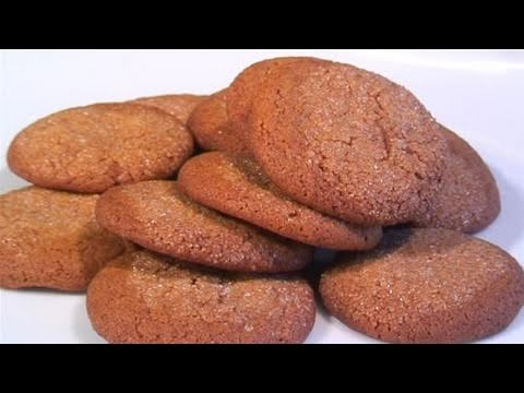 How To Prepare Ginger Snaps Step By Step
