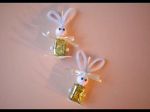 Easter Bunny Lollipop Tutorial