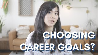 How to Choose Your Career Goals as a Software Engineer
