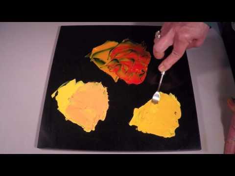 Indian Yellow & Cadmium Yellow Lemon