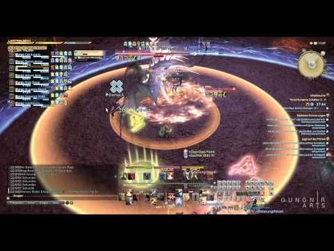 FFXIV Second Coil of Bahamut Turn 4 (T9) Kill