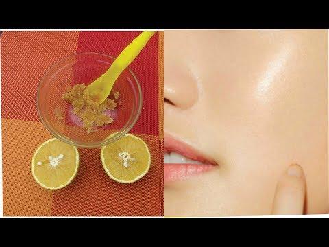 DIY Orange Sugar & Honey scrub for younger looking skin | Eti Frank Skincare